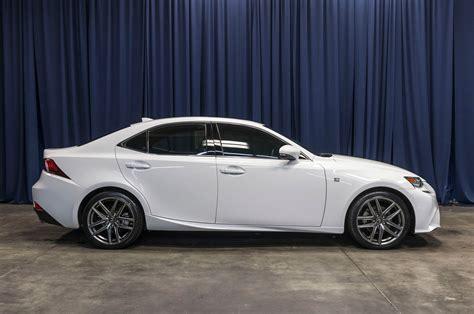 Is250 F Sport by Used 2014 Lexus Is250 F Sport Rwd Sedan For Sale 45758