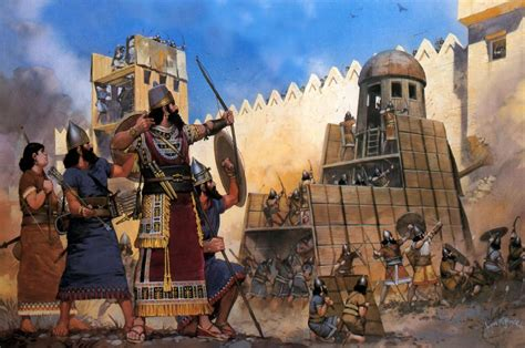siege warfare war machinery and siege engines of ancient and era