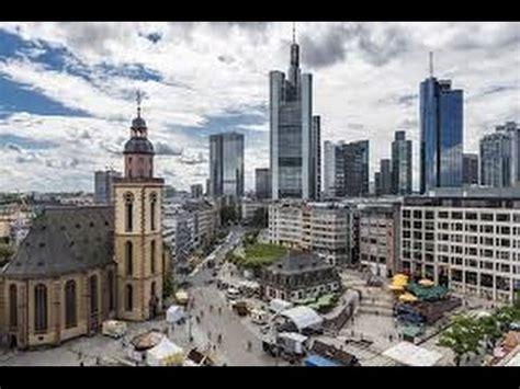 places frankfurt germany youtube
