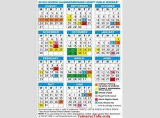 Miami Dade County Public Schools 20182019 Calendar