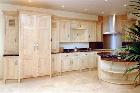 Kitchen Furniture by Light Oak Kitchen Furniture Bespoke Kitchens Furniture