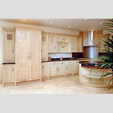 Light Oak Kitchen Furniture  Bespoke Kitchens & Furniture