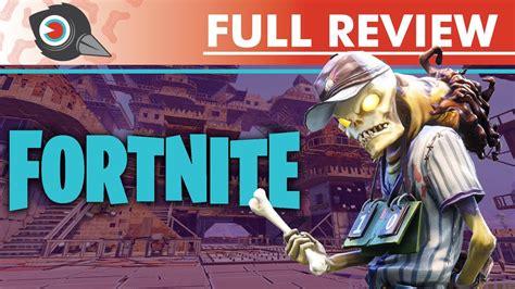 fortnite honest review youtube