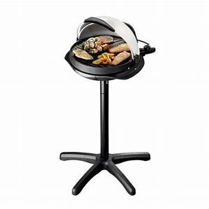 Plancha électrique Sur Pied : princess 112244 barbecue lectrique avec couvercle rond ~ Dailycaller-alerts.com Idées de Décoration