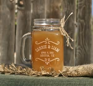 rustic wedding supplies rustic jar barn wedding decor rustic toasting glasses