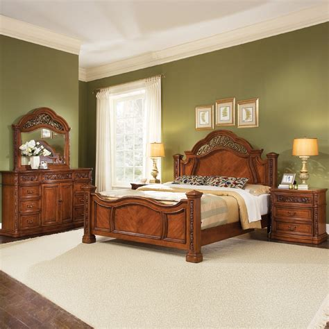 Bedroom Furniture by Wynwood Terrassa Bedroom Set