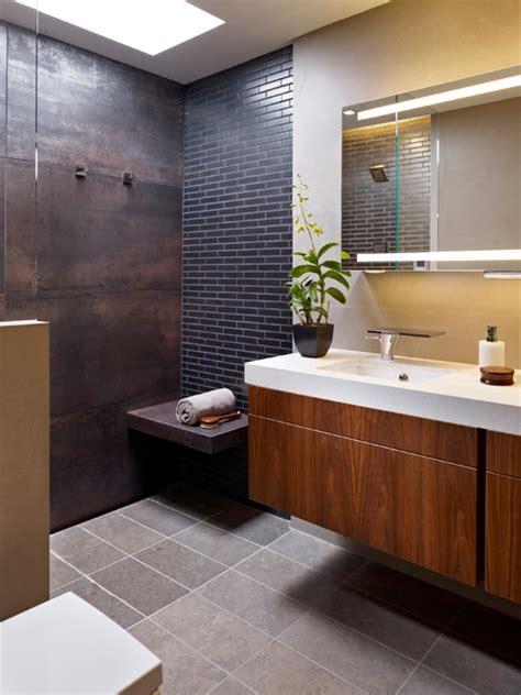 society hill townhouse contemporary bathroom