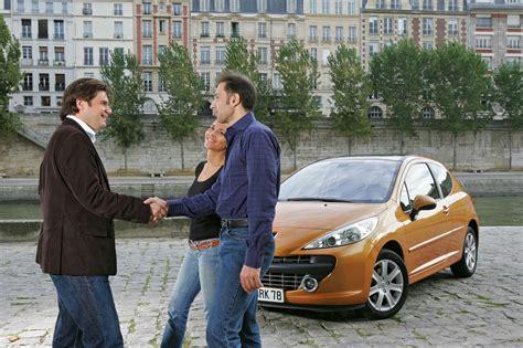 voitures d occasion les responsabilit 233 s du vendeur particulier l argus