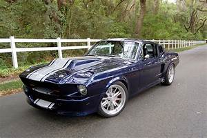 1968 FORD MUSTANG CUSTOM FASTBACK - 188457