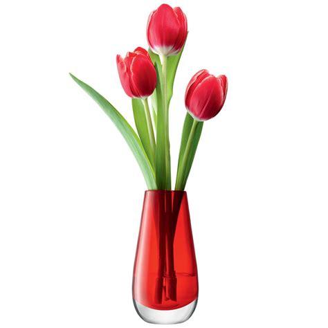 purple side table lsa flower colour bud vase small glass vase