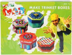 Pogo Mad Make Trinket Boxes - Mad Make Trinket Boxes ...