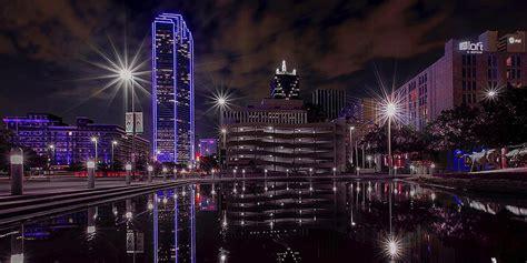 light companies in dallas how dallas 39 skyline turned purple for innovation dallas