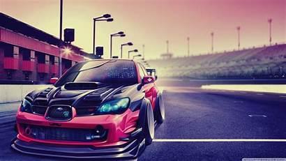Subaru Impreza Tuning 4k Wallpapers Desktop Background