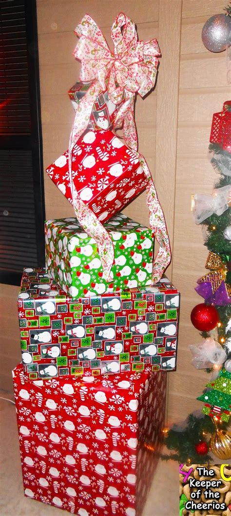 dr seuss christmas  keeper   cheerios