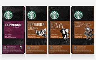 Starbucks to launch Nespresso compatible espresso pod range   FoodBev Media