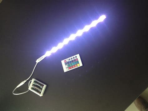 rgb battery led light smd5050 purchasing souring