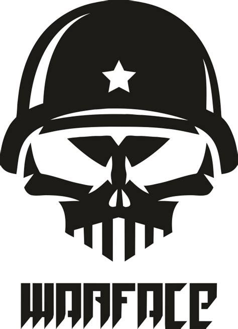warface dj logo vector  vector cdr  axisco