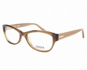 Acheter Des Lunettes De Vue : acheter des lunettes de vue guess gu 2376 lbrn visionet ~ Melissatoandfro.com Idées de Décoration