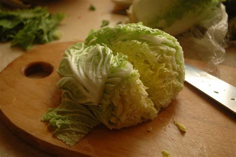 Ķīnas kāposta un siera salāti
