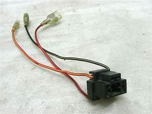 Kawasaki Kz305b Kz 305 B Csr Headlight Wire Harness Head