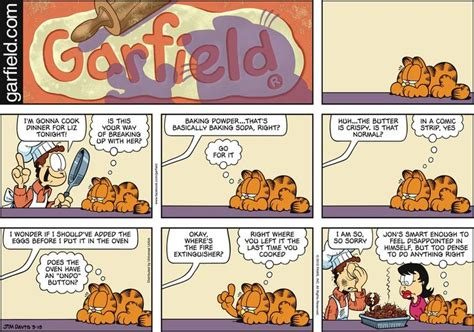 Garfield Comic Strip On Gocomics.com