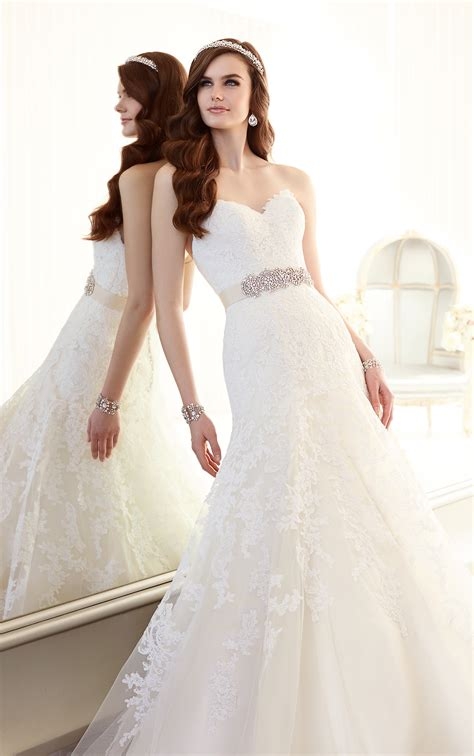 Wedding Dresses Vintage A Line Wedding Dress With
