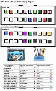 2004 Chevrolet Tahoe Radio Wire Harness Color Codes