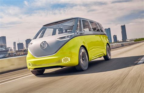new volkswagen bus electric vw confirms that the microbus is coming back the torque