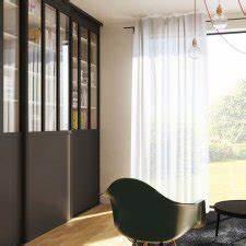 Porte De Placard Style Verriere : placards et dressing batiman experts en menuiseries et cuisines ~ Nature-et-papiers.com Idées de Décoration