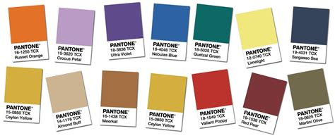 pantone fashion color trend report ny fashion week fallwinter