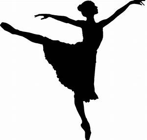 Jazz Dancer Clipart Silhouette | Clipart Panda - Free ...
