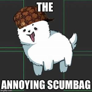 Annoying dog is a meme scum - Imgflip