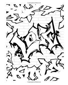 Julien tag Coloriage | Graffiti lettering, Graffiti words
