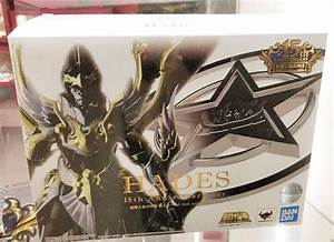 Saint Seiya: Caja de Hades God Cloth ~15th Anniversary ...