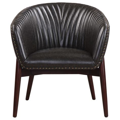 Uttermost Accent Furniture - uttermost accent furniture accent chairs 23380 anders