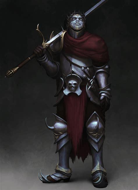 ArtStation - knight, Ujin Shamoney