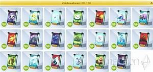 Sims 4 Gartenarbeit : die sims 4 sammlung voidkreaturen simension ~ Lizthompson.info Haus und Dekorationen