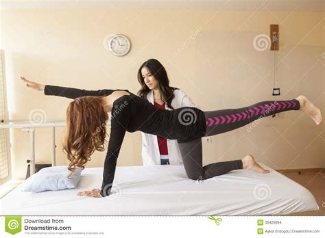patient   physiotherapy stock images image