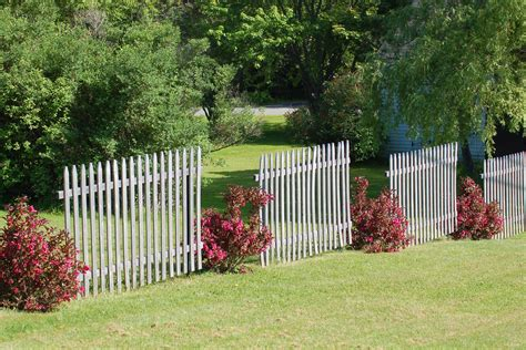 fence  landscaping ideas  creative homeowners