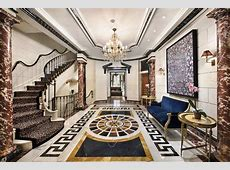 Rent Gianni Versace's Former Upper East Side Mansion for