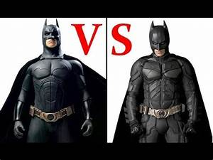 THE DARK KNIGHT TRILOGY. WHICH BATSUIT DO YOU PREFER ...