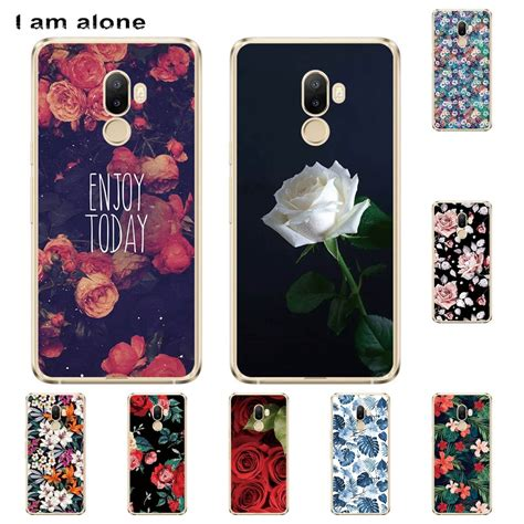 i am alone phone cases for ulefone s8 s8 pro 5 3 inch solf