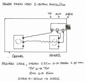 Schematics For Fender  U0026quot Ii U0026quot  Series Rivera