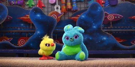 toy story  ducky bunny deserve   spinoff