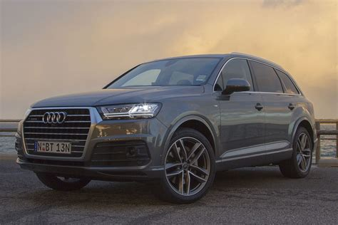 Review Audi Q7 by Audi Q7 2018 Review Carsguide