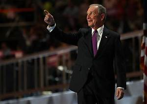 Michael Bloomberg's endorsement of Hillary Clinton shows ...