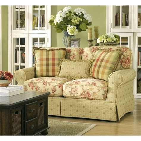 Cottage Loveseat by Sofa Cottage Style Surprising Cottage Style Sofas Photos