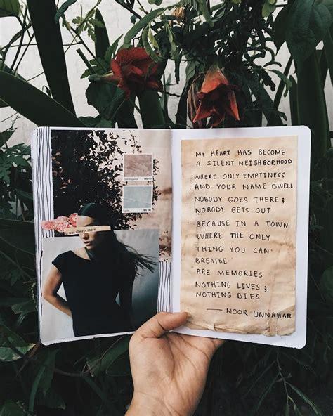 silent neighborhood poetry art journal  noor