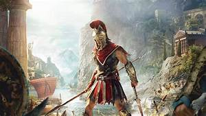 Assassin's Creed Odyssey ya está disponible