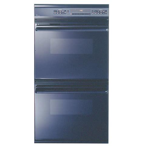 ge monogram  american design black double convection wall oven zekbabb ge appliances